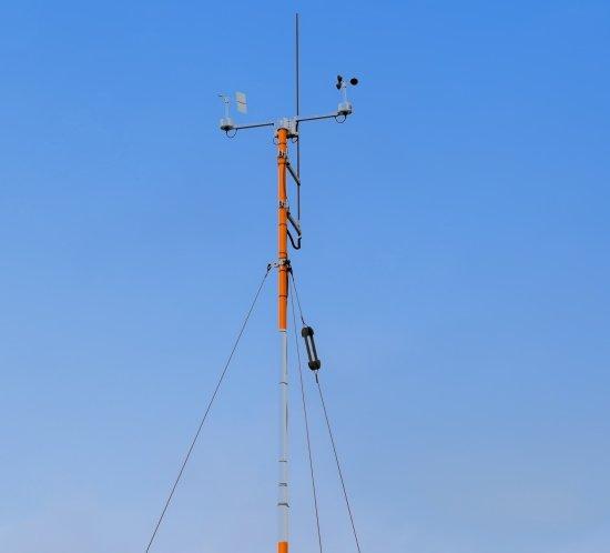 MET tower lighting requirements